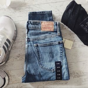 Lucky brand High-Rise Skinny Jeans